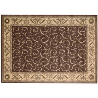 Nourison Somerset Scroll Rug
