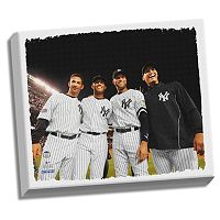 Steiner Sports New York Yankees Core Four 32