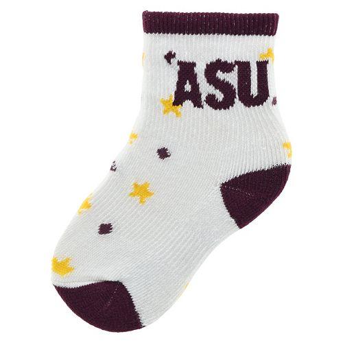 "Baby Mojo Arizona State Sun Devils ""I'm a Star"" Cushioned Crew Socks"