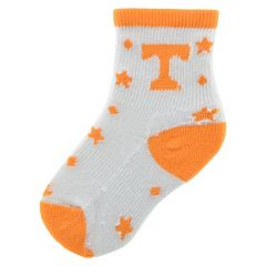 Baby Mojo Tennessee Volunteers 'I'm a Star' Cushioned Crew Socks
