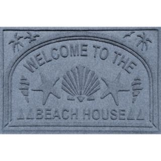 Dirtstopper Plus Welcome to the Beach House Doormat - 23'' x 35''