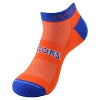 Men's Florida Gators Spirit No-Show Socks