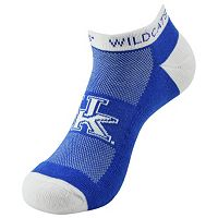 Men's Kentucky Wildcats Spirit No-Show Socks