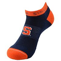 Men's Syracuse Orange Spirit No-Show Socks