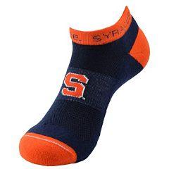Men's Syracuse Orange Spirit No-Show Socks
