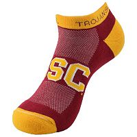 Men's USC Trojans Spirit No-Show Socks
