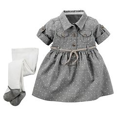 Carter's Baby Girl Shirt Dress
