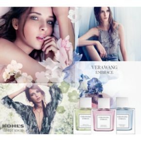 Vera Wang Embrace Green Tea & Pear Blossom Women's Perfume