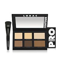 LORAC PRO Contour Palette & Exclusive Makeup Brush