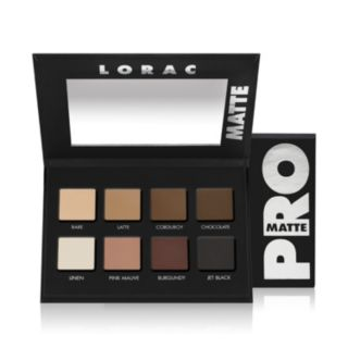 LORAC PRO Matte Eye Shadow Palette