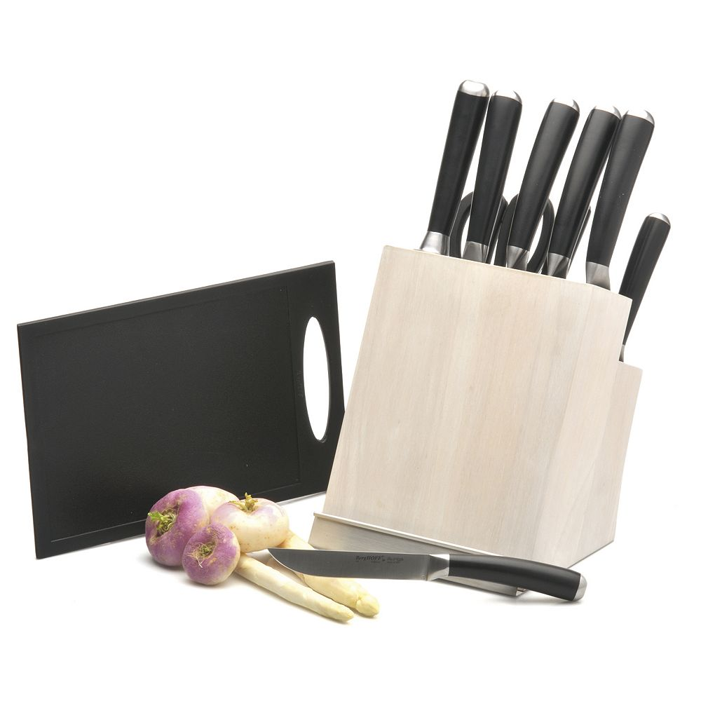 BergHOFF Auriga 11-pc. Knife Block Set