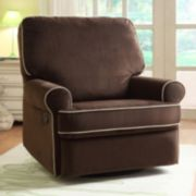 Pulaski Birch Hill Stella Swivel Glider Recliner Chair