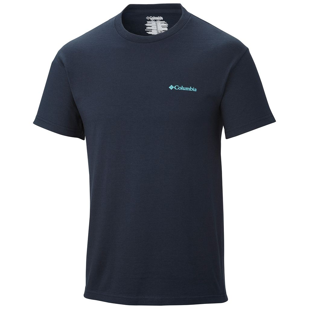 Men's Columbia Crewneck Tee