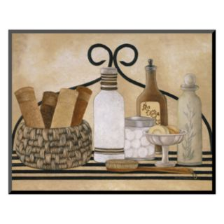 Art.com ''Bath Shelf I'' Wall Art