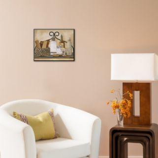 Art.com ''Bath Shelf I'' Wall Art