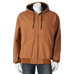 Big & Tall Victory Rugged Wear Hooded Jacket