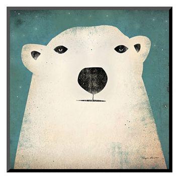 Art.com ''Polar Bear'' Wall Art