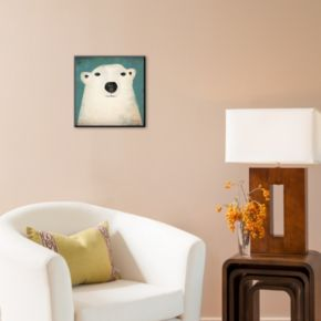 Art.com ''Polar Bear'' Wall Art
