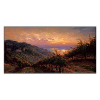 Art.com ''Tuscany Reflections'' Wall Art