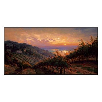 Art.com ''Tuscany Reflections'' Wall Art