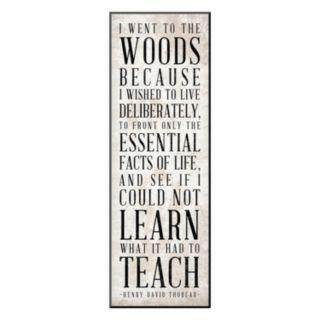 Art.com ''Teach'' Wall Art