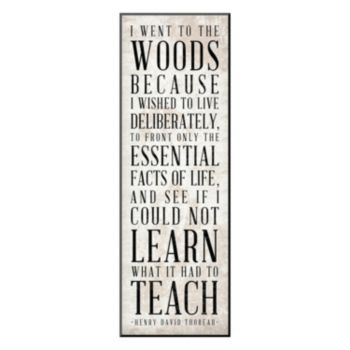 Art.com ''Teach'' Wall Art
