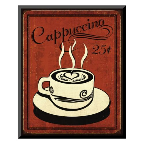 Art.com ''Retro Coffee III'' Wall Art