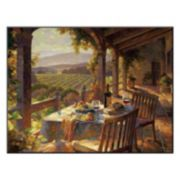 Art.com ''Wine Country Afternoon'' Wall Art