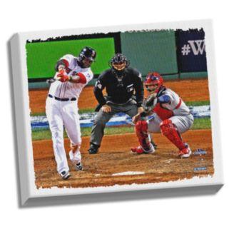 "Steiner Sports Boston Red Sox David Ortiz 32"" x 40"" Stretched Canvas"