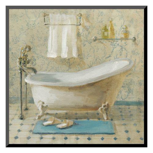 Art.com ''Victorian Bath III'' Wall Art