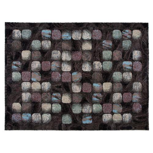 Nourison Modesto Abstract Mosaic Rug