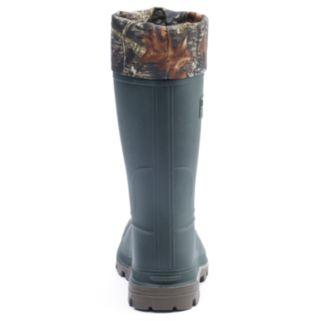Kamik Icebreaker Men's Camouflage Waterproof Winter Boots