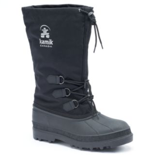 Kamik Canuck Men's Waterproof Winter Boots