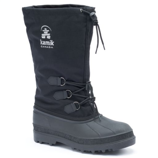 Kamik Canuck Men's Waterproof Winter Boots