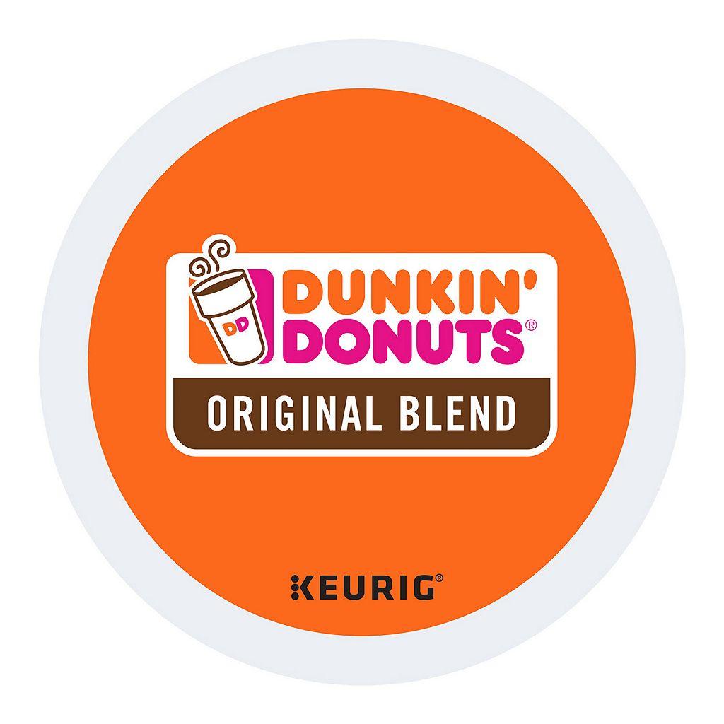 Keurig K-Cup Portion Pack Dunkin' Donuts Original Blend Coffee - 16-pk.