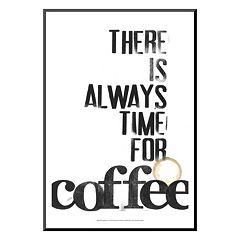 Art.com ''Hospitality I'' Coffee Wall Art