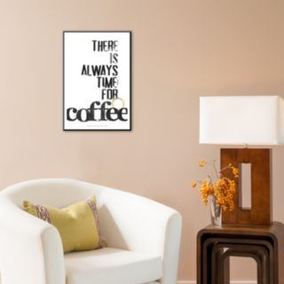 Art.com ''Hospitality I'' Coffee Wall Art