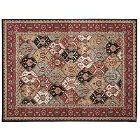 Nourison Modesto Traditional Floral Geometric Rug