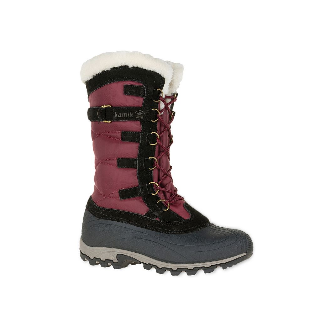 Kamik Snowvalley Women's Waterproof Winter Boots