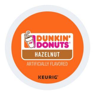Keurig® K-Cup® Pod Dunkin' Donuts Hazelnut Coffee - 16-pk.