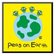 Art.com ''Peas On Earth'' Wall Art