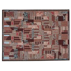 Nourison Modesto Abstract Geometric Rug