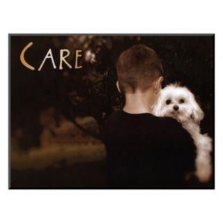 Art.com ''Care'' Wall Art