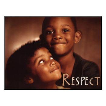 Art.com ''Respect'' Wall Art