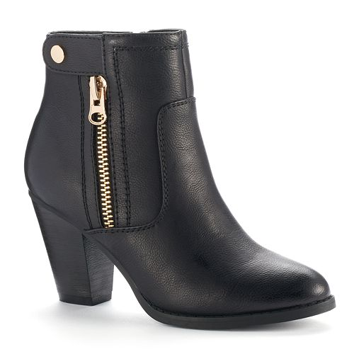 Apt. 9® Women's Heeled Ankle Booties