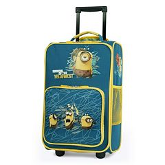 Despicable Me Minions 'Survival of the Yellowest' Kids Wheeled Luggage by Travelpro