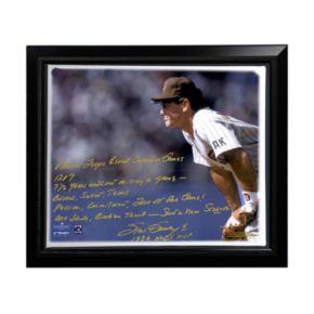 "Steiner Sports San Diego Padres Steve Garvey NL Consecutive Streak Facsimile 22"" x 26"" Framed Stretched Story Canvas"