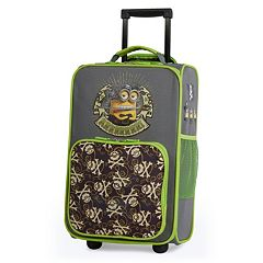 Despicable Me Minions Pirate Kids Wheeled Luggage by Travelpro