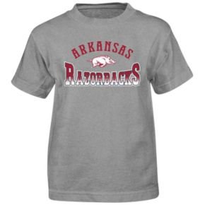 Boys 4-7 Arkansas Razorbacks Cotton Tee