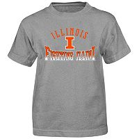 Boys 4-7 Illinois Fighting Illini Cotton Tee